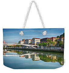Scenic River View Weekender Tote Bag by James Hammond