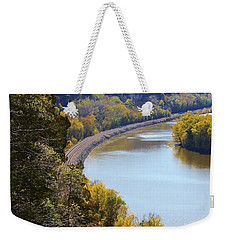 Scenic View Weekender Tote Bag by Bruce Bley