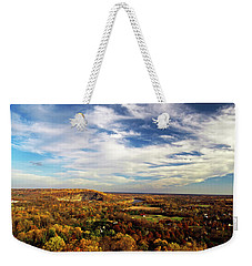Scenic View Weekender Tote Bag by Elsa Marie Santoro