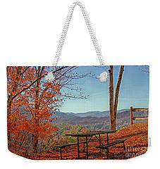 Scenic View Weekender Tote Bag by Geraldine DeBoer