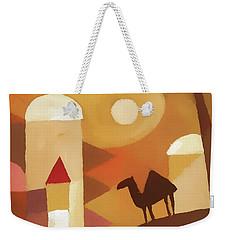 Scheherazade Weekender Tote Bag