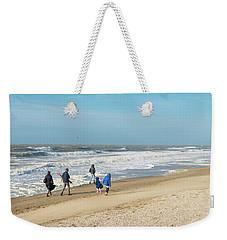 Scheveningen Beach Netherlands Weekender Tote Bag