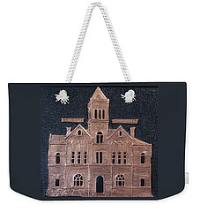 Schley County, Georgia Courthouse Weekender Tote Bag