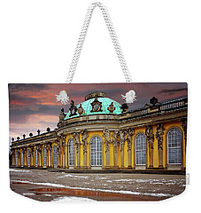 Schloss Sanssouci Potsdam  Weekender Tote Bag by Carol Japp