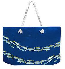 School Of Fish Great Barrier Reef Weekender Tote Bag