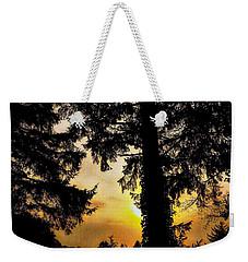 Schooner Creek, Oregon Weekender Tote Bag