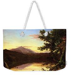 Schroon Lake 1840 Weekender Tote Bag