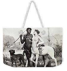 Schutzenberger: Centaurs Weekender Tote Bag by Granger
