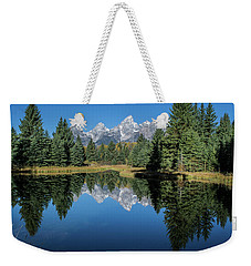 Schwabacher Landing Weekender Tote Bag by Mary Hone