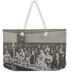 Science Lab Weekender Tote Bag