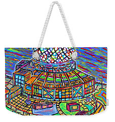 Science World, Vancouver, Alive In Color Weekender Tote Bag
