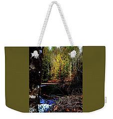 Scoggins Creek 3 Weekender Tote Bag