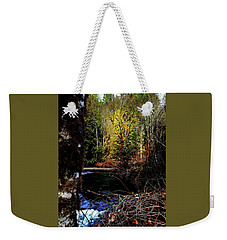 Scoggins Creek 3 Weekender Tote Bag