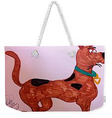 Scooby-doo Weekender Tote Bag