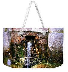 Scotlandwell Water Weekender Tote Bag
