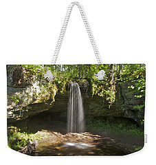 Scott Falls 4750 Weekender Tote Bag by Michael Peychich