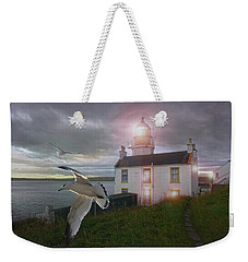 Scottish Beacon Weekender Tote Bag