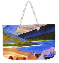 Scottish Highlands 2 Weekender Tote Bag