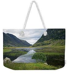 Scottish Tranquility Weekender Tote Bag