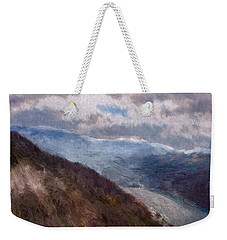 Scottish Landscape Weekender Tote Bag