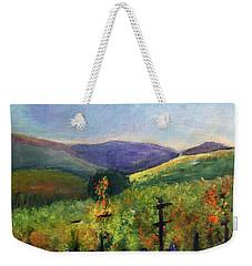 Scotts Vineyard Weekender Tote Bag
