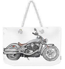 Scout 2015 Weekender Tote Bag by Terry Frederick
