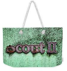Scout II Weekender Tote Bag
