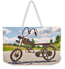 Scrawny Weekender Tote Bag