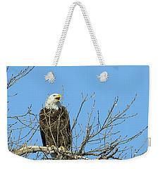 Screeching Eagle Weekender Tote Bag