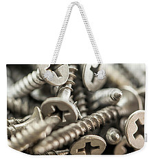 Screws On The Loose Weekender Tote Bag