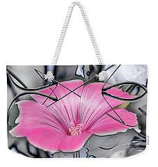 Scribble Petals..... Weekender Tote Bag