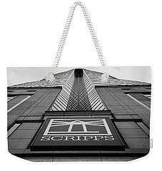 Scripps Center Weekender Tote Bag