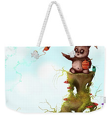 Scrumpy And The Phizz Poppers  Weekender Tote Bag