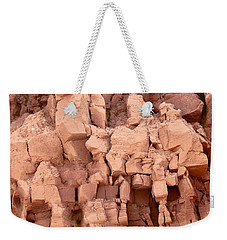 Sculpted Rocks Weekender Tote Bag