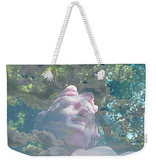Sculpture Weekender Tote Bag