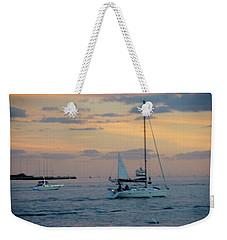 Sd Sunset 3 Weekender Tote Bag