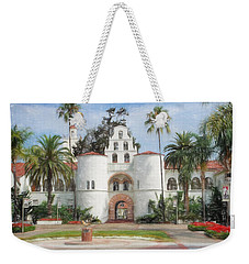 Sdsu Drawing Weekender Tote Bag