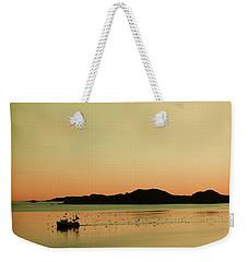 Sea After Sunset Weekender Tote Bag