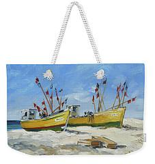 Sea Beach 2 - Baltic Weekender Tote Bag