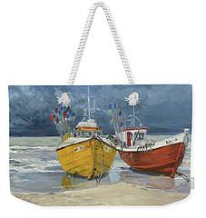 Sea Beach 5 - Baltic Weekender Tote Bag