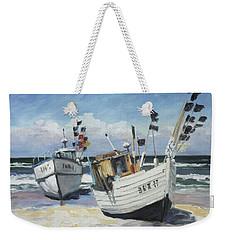 Sea Beach 9 - Baltic Weekender Tote Bag
