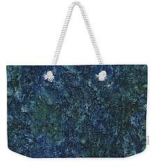 Sea Blue, Sea Green Weekender Tote Bag