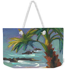 Sea Breeze Weekender Tote Bag by Diane McClary
