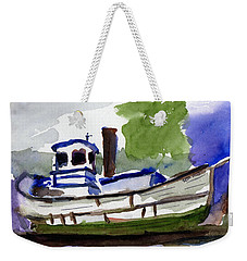Sea Breeze Weekender Tote Bag by Tom Simmons