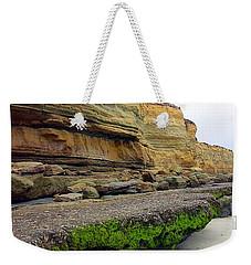 Sea Cliff Weekender Tote Bag