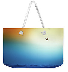 Sea Eagle On High Weekender Tote Bag