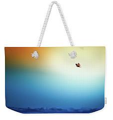 Sea Eagle On High Weekender Tote Bag