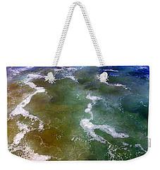 Creative Ocean Photo Weekender Tote Bag