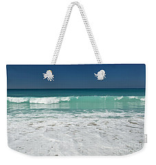 Sea Foam Production Weekender Tote Bag