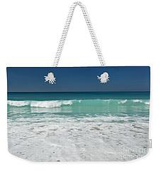 Sea Foam Production Weekender Tote Bag